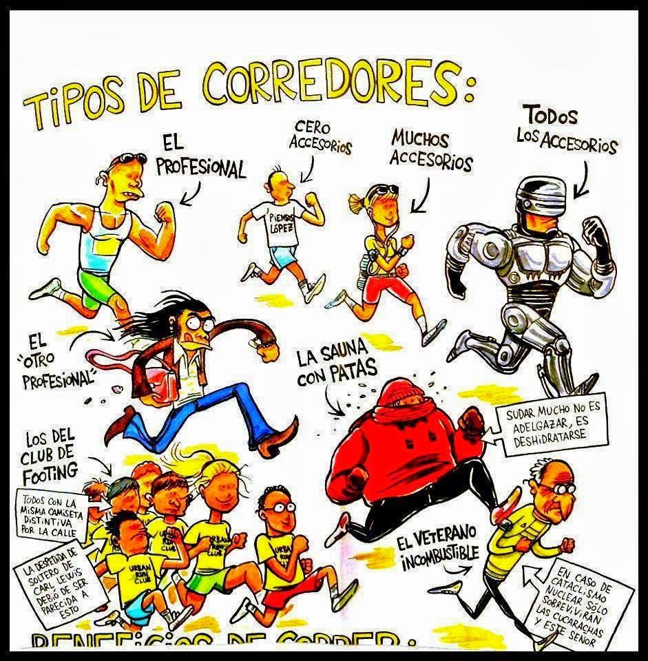 Motivaci 243 n y deporte tipos de corredores