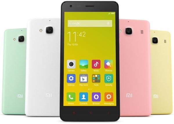 Harga HP Xiaomi Redmi 2 Prime