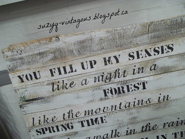 Annie's Song, John Denver Tribute, Pallet Art