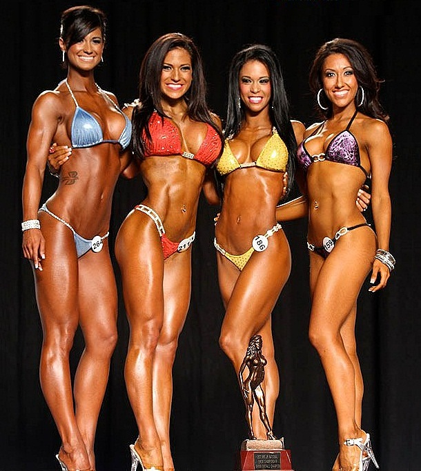 The Divisions of the NPC: Women's Bodybuilding for Dummies