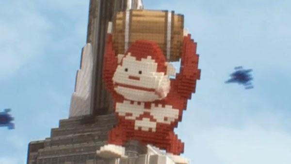 Donkey Kong - Pixels short