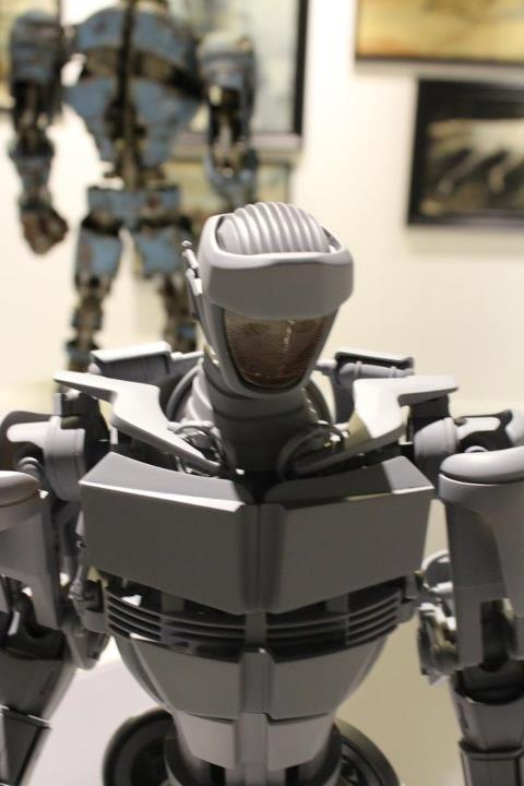 Super Punch: Here's the Portal robots by threeA Toys