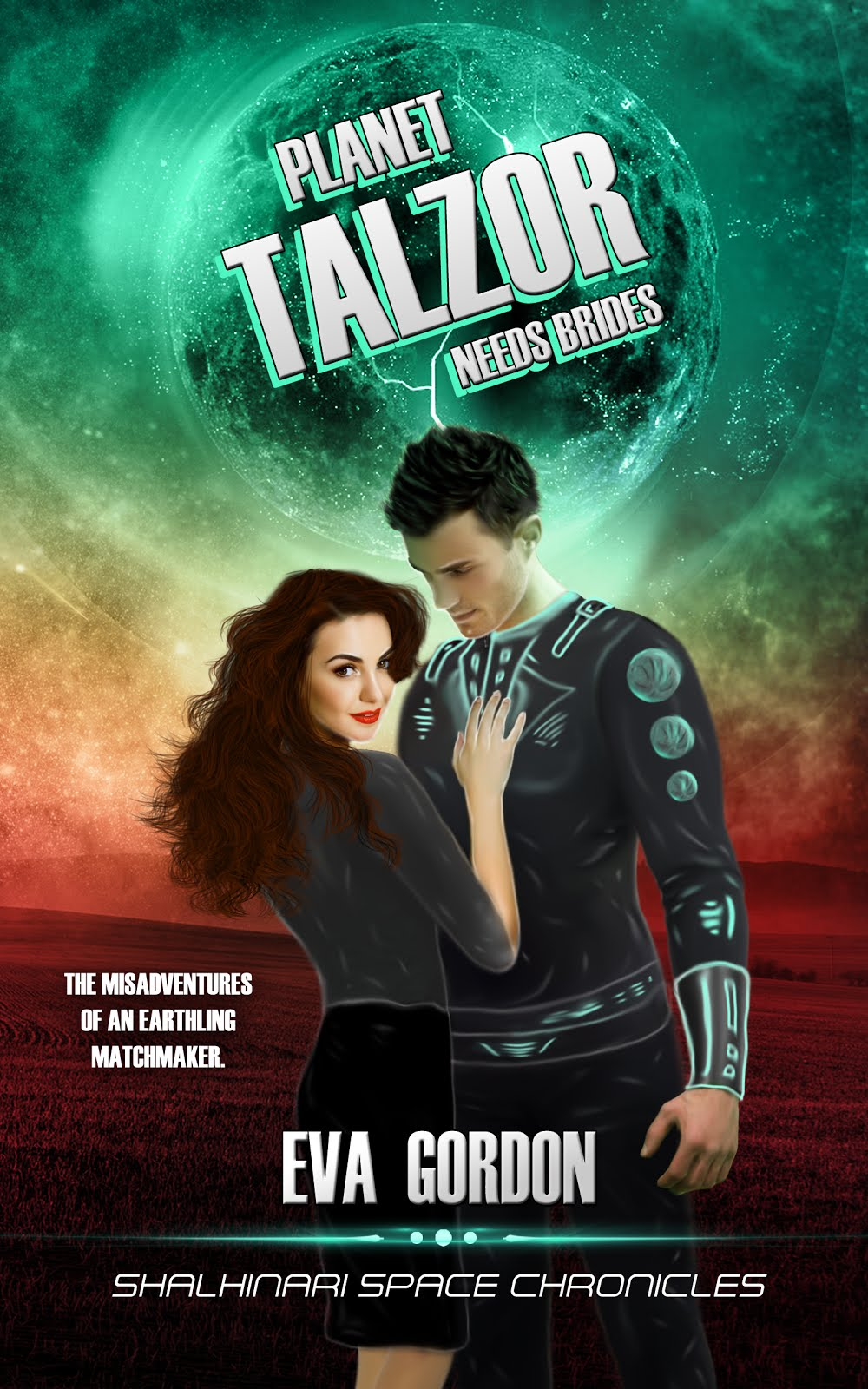 Planet Talzor Needs Brides