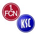 Live Stream FC Nürnberg - Karlsruher SC