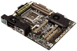 ASUS Latest Motherboard Deisgn Powerful picture 3