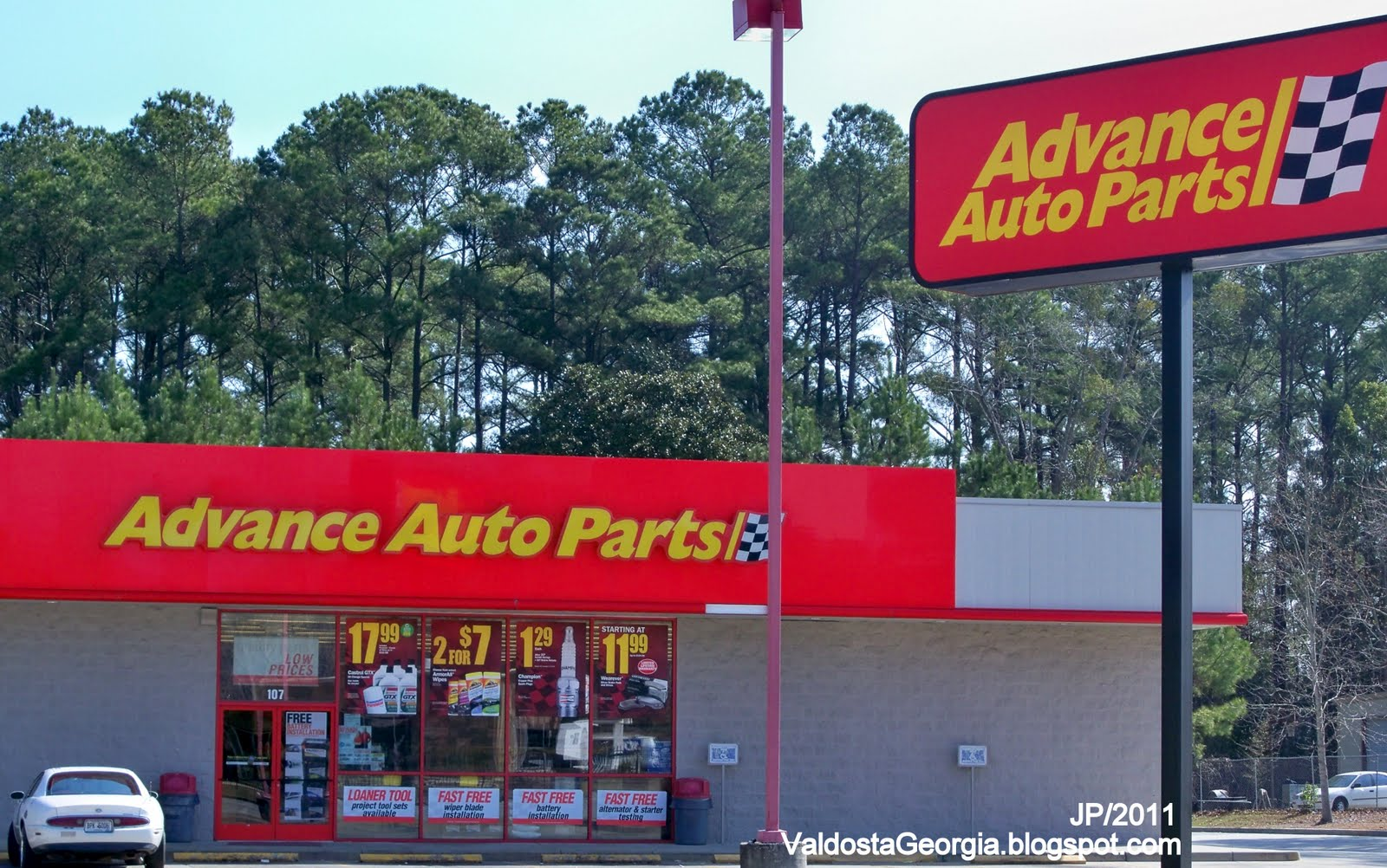 Palm Beach Toyota Coupons Advance Auto Parts Closing A Cape Girardeau History And Photos ...
