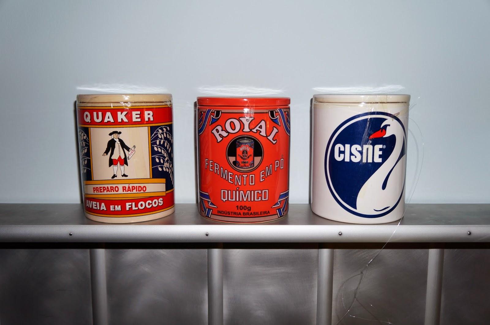 potinhos de marcas famosas na cozinha  - Casa Cor SP 2014