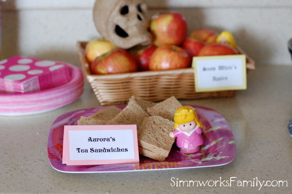 Simple Ideas For A Magical Disney Princess Halloween Party