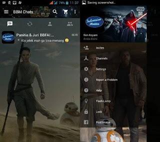 BBM Mod Star Wars Apk 2.11