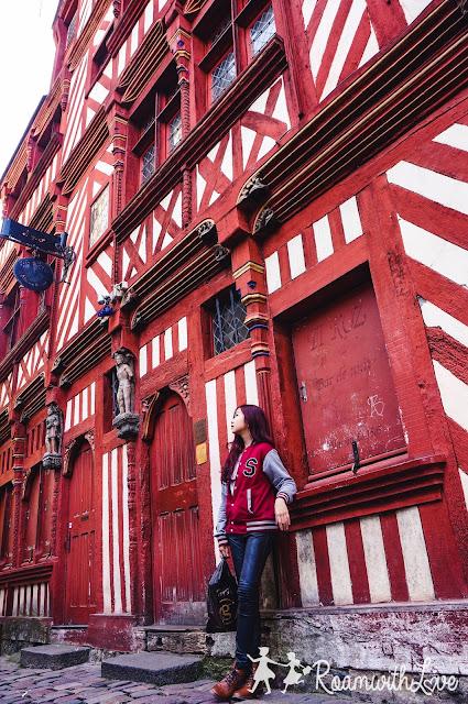 Honeymoon, france, ฮันนีมูน, รีวิว, ฝรั่งเศส, Rennes, สวีท, บ้าน, ขนม, ช็อคโกแลต, รถไฟ, TGV,Ti Koz