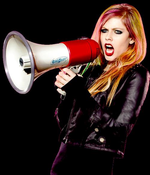 ... PhotoScape•••: Png Avril Lavigne (Peguei os png em um blog