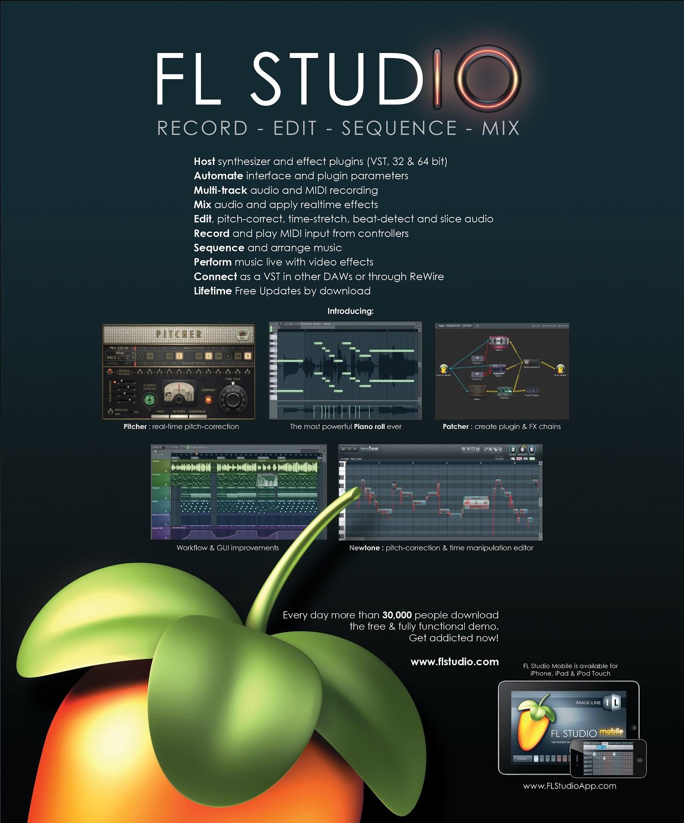 Descargar manual completo Fl Studio en Español