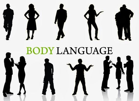 Bahasa Tubuh Dalam Pergaulan Sehari-Hari