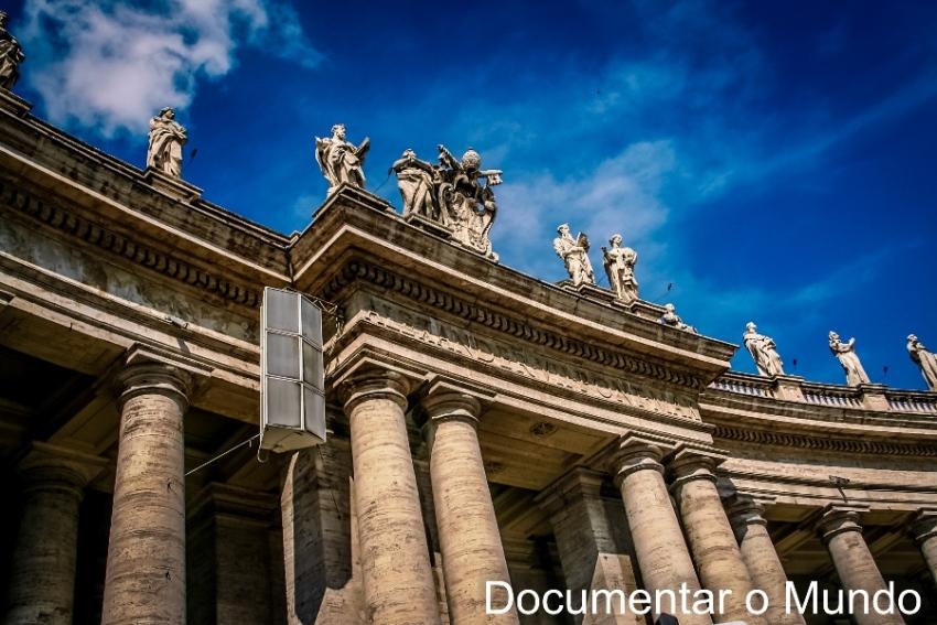 Praça de São Pedro; Vaticano