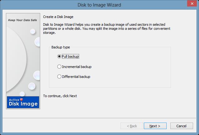 create image wizard