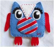 Owl Postman PDF Pattern