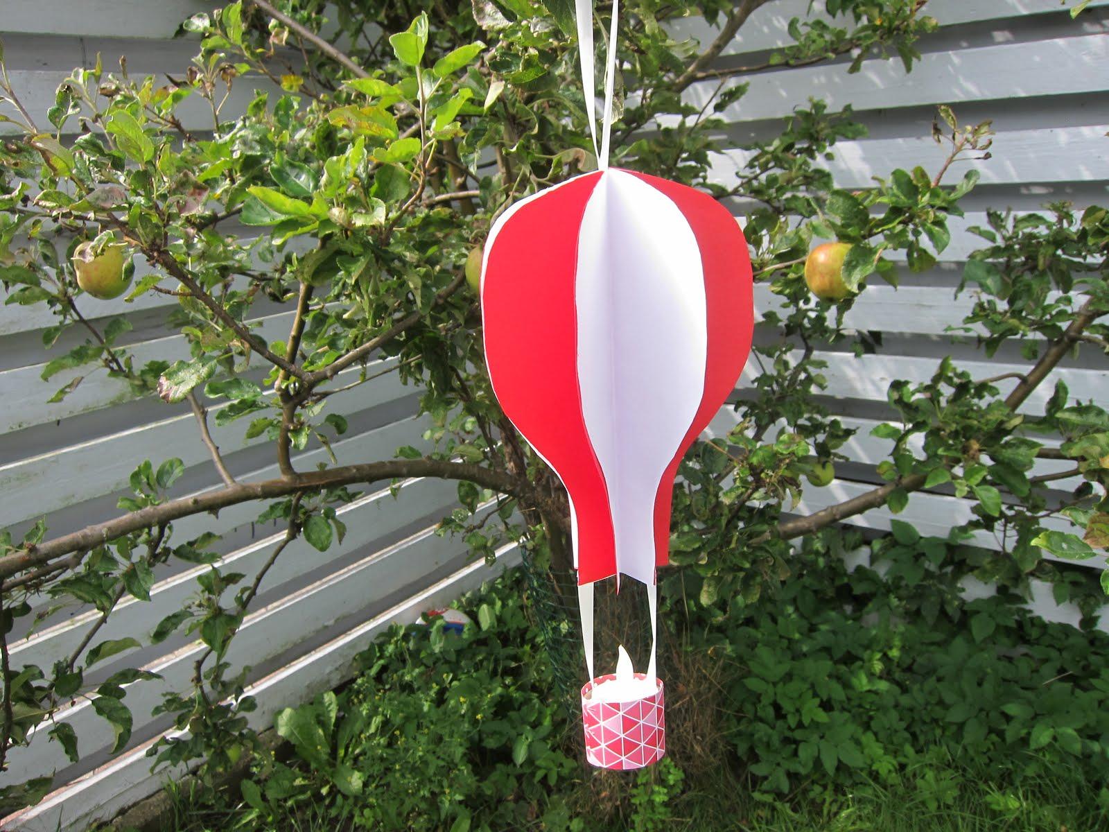 Luftballon værksted