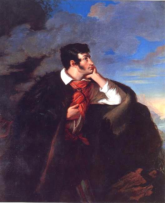 Адам Мицкевич на Аю-Даге