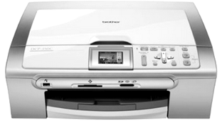 Driver Brother DCP-350C Download