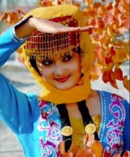 Gadis Uighur