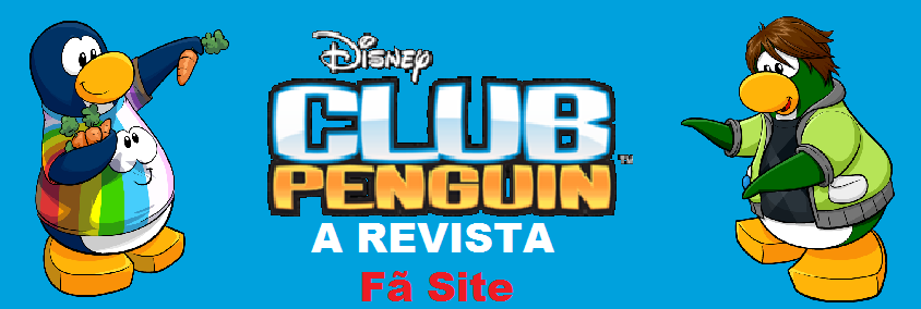 Club Penguin A Revista Fã Site