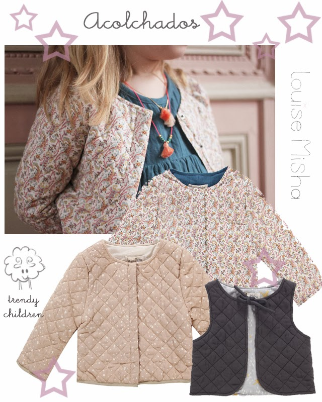 tendencias moda infantil trendy children