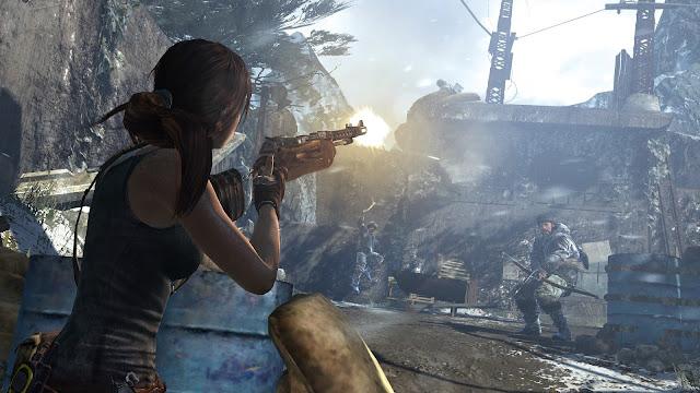 Rise of the Tomb Rider en PC, noticias de videojuegos