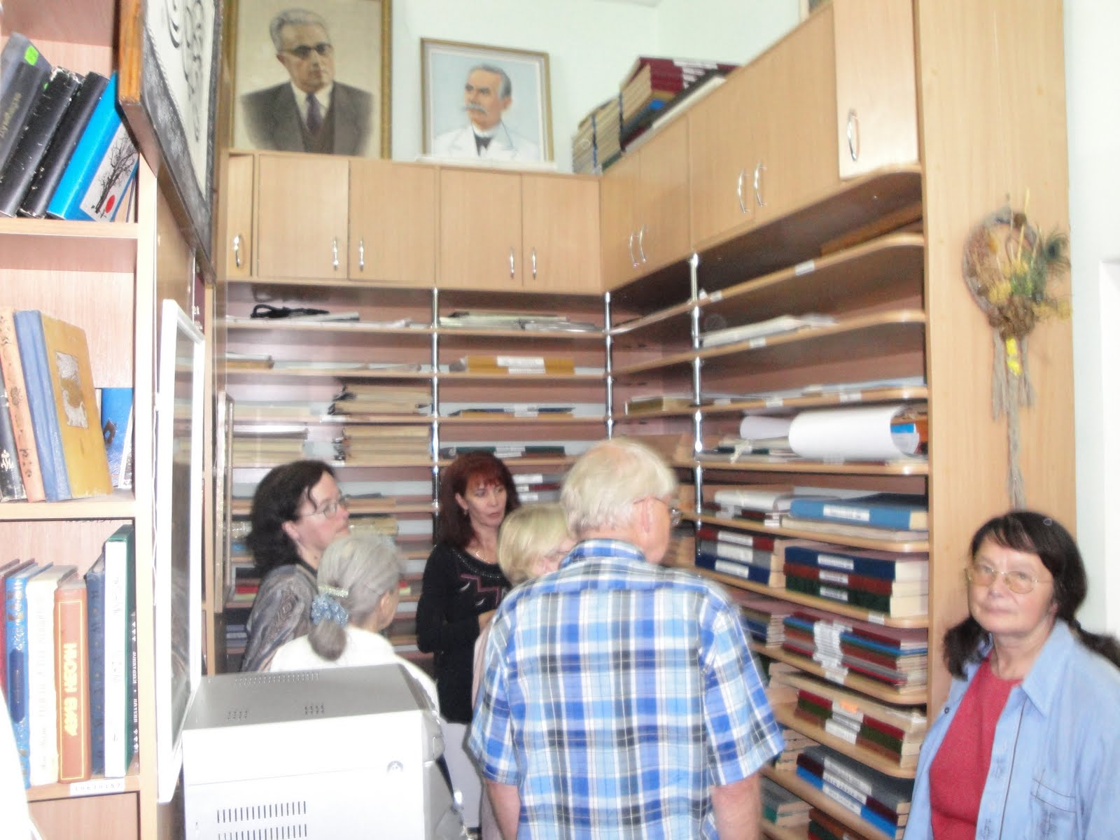 Libraries of Crimea: a selection of sites