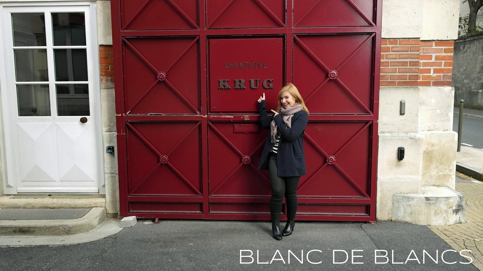 Krug lover - www.blancdeblancs.fi