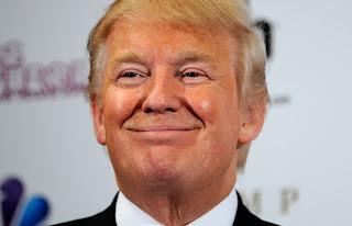 Eccentric billionaire Donald Trump
