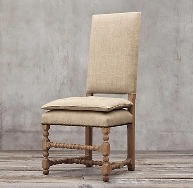 Found It!: Restoration Hardware Belgian Baroque Chair
