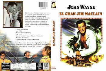 Carátula: El gran Jim McLain (1952) (Big Jim McLain)