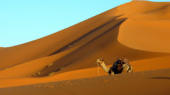 Sur la route d'Ouarzazate à Erfoud