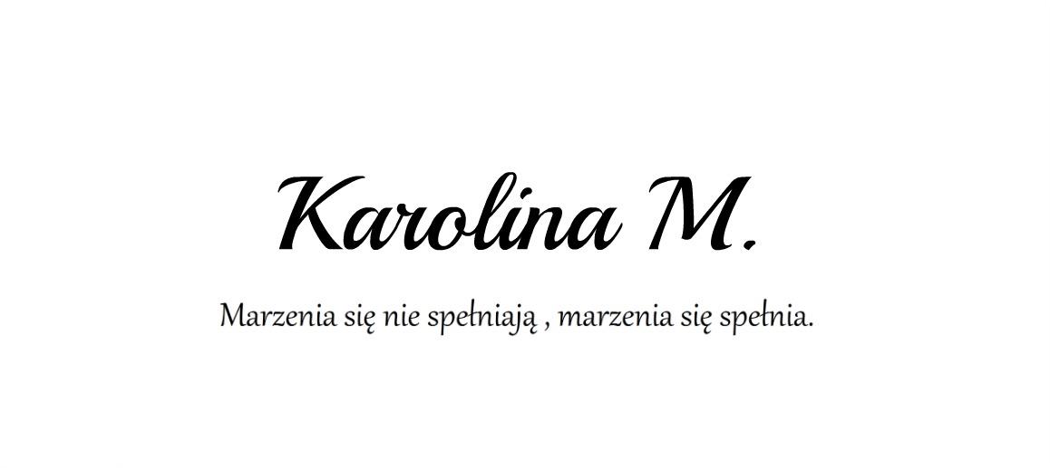 Karolina-Blog