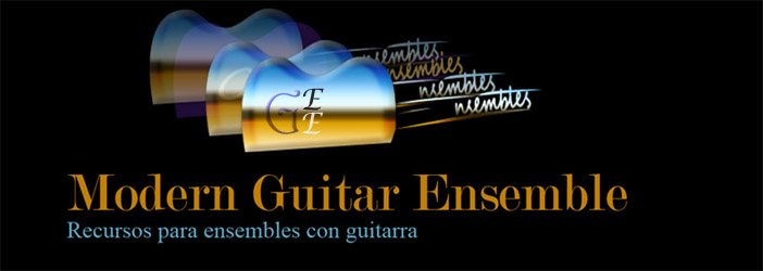 Modern Guitar Ensemble