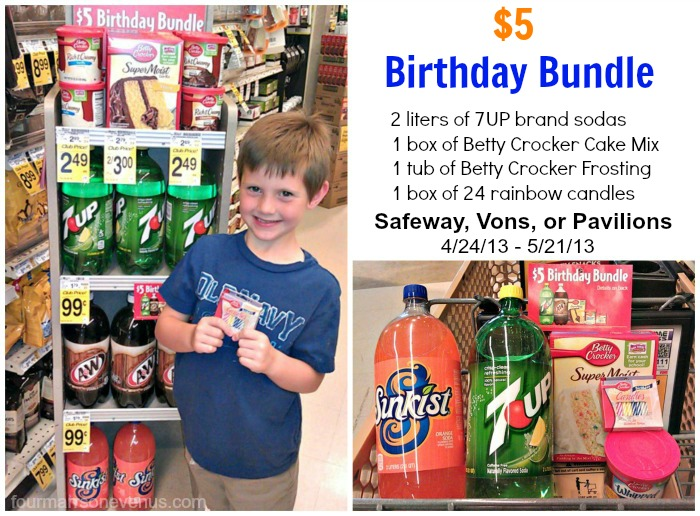 $5 Birthday Bundle  #PMedia #BirthdayBundle