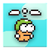 Download Swing Copters Apk - Game Android Baru dari pembuat Flappy Bird