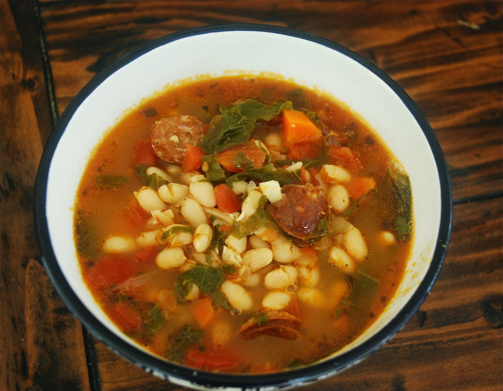 Tomatoes on the Vine: Fix and Freeze Hearty Italian Soup