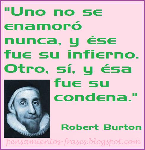 frases de Robert Burton