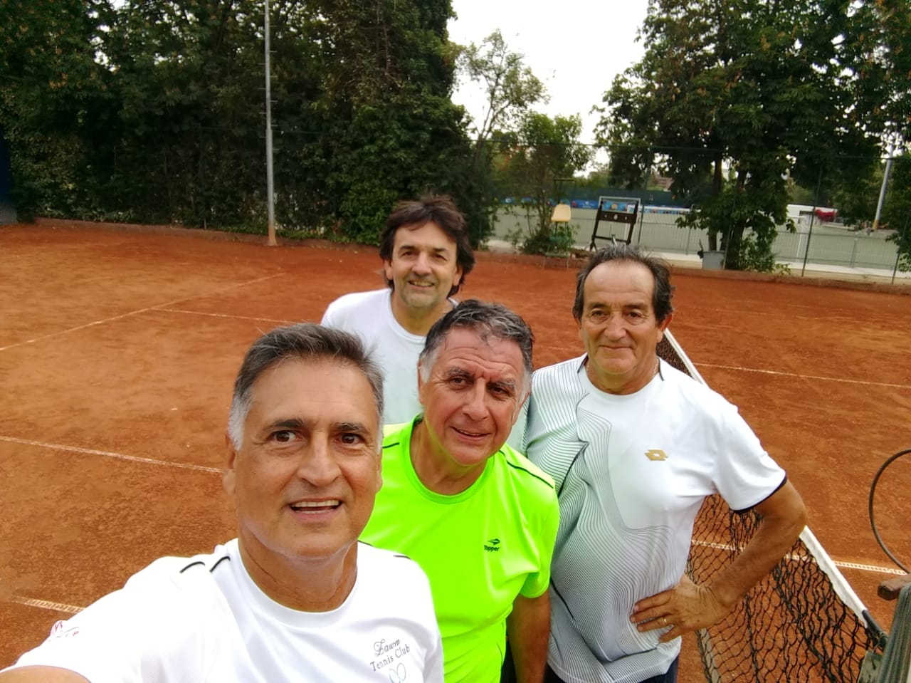 """ITF SENIORS GRADO """"A"""" COPA TRULLENQUE - SIGUE LA ACCION"""