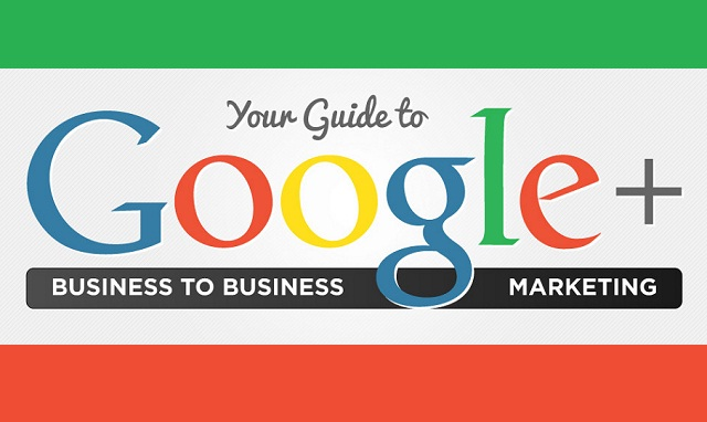 Image: Your Guide to Google Plus B2B Marketing