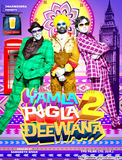 Yamla Pagla Deewana 2 Hindi Full Movie Watch Online