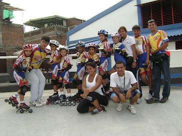 trofeos obtenidos por patin club