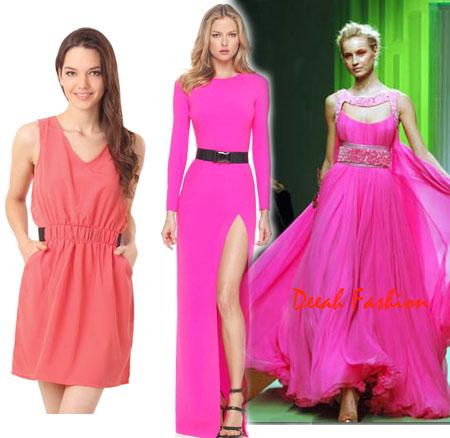 Baju Pink Identik Valentine
