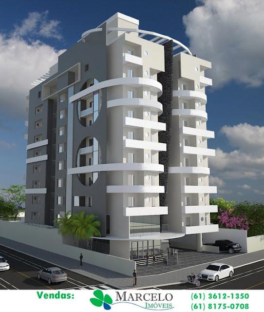 Novo condomínio vertical será o mais luxoso de Cristalina