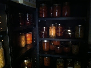 canning pantry ideas