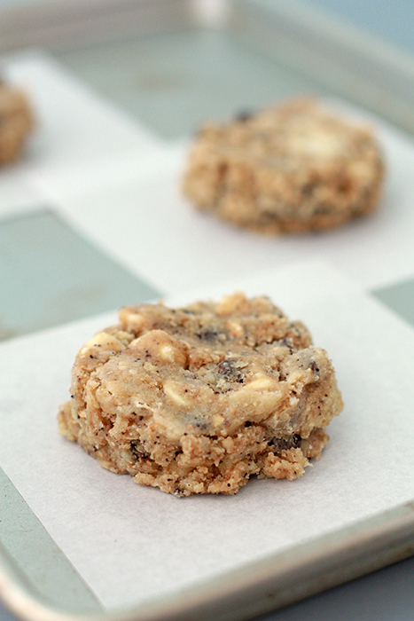 Momofuku Milk Bar compost cookie dough