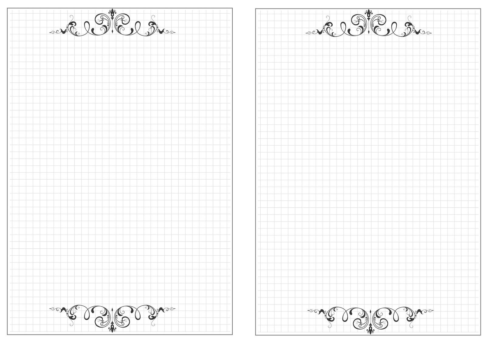 Как сделать лист с рисунком