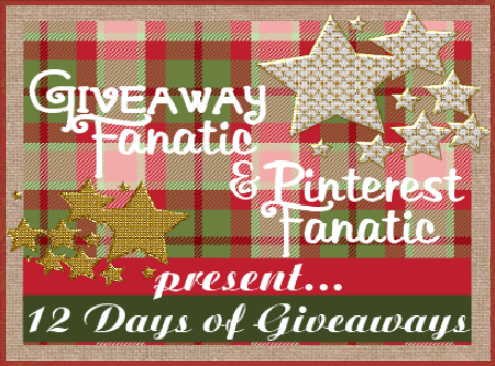 12 Days of Christmas Giveaways, Holiday, Giveaway, Contest