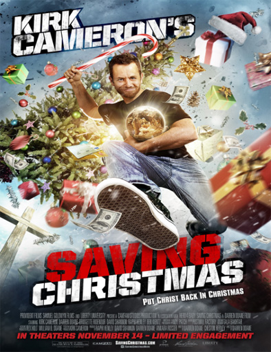 Ver Saving Christmas (2014) Online